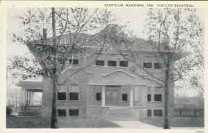 MARIANNA , Arkansas , 00-10s ; Elk's Club