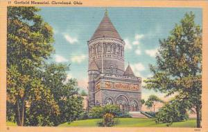 Ohio Cleveland Garfield Memorial