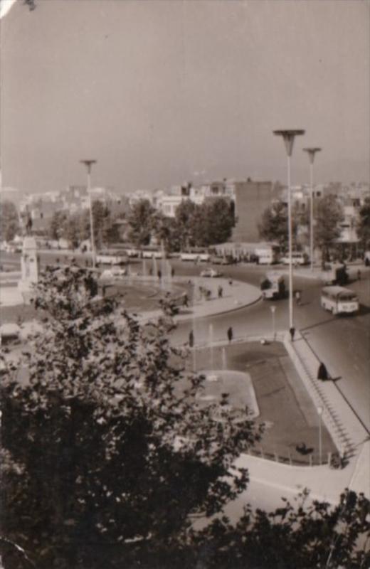Iran Teheran Baharestan Square 1959