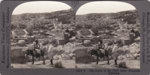SV: 1910s ; NAZARETH , Palestine