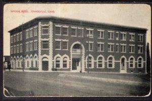 Imperial Hotel,Grangeville,ID BIN