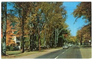 Fryeburg, Maine, Greetings From Vacationland