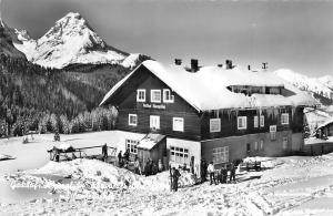 Gasthof Berg Skiers Pension Hotel Mountain Forest