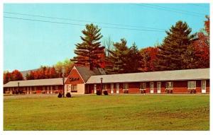 Vermont  White River Junction , Coach an' Four Motel