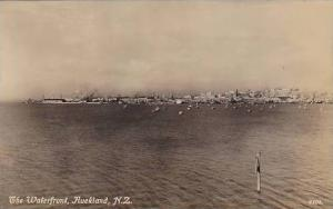 RP, The Waterfront, Auckland, New Zealand, 1920-1940s