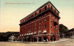New York Little Falls Richmond Hotel