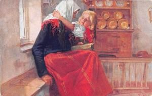 bc65616 J Douba Obrazy z Chidska Folk Folklore Type Costume Dance    poland