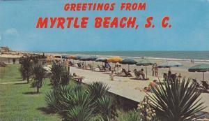 Myrtle Beach , South Carolina , 40-60s