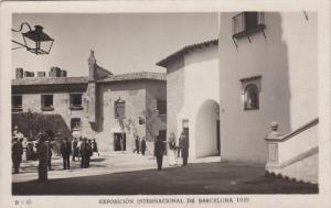 RP: Exposicion Internacional de BARCELONA , Spain , 1929 ; Church Place , And...