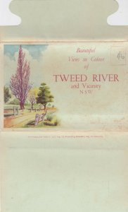 Folder PC; NEW SOUTH WALES, Australia, 1910s-30s; Tweed River and Vicinity