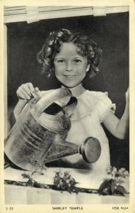 Child Actress SHIRLEY TEMPLE (1930s) Fox Film S22