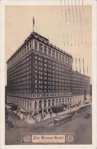 Kentucky Louisville The Brown Hotel 1928