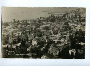 128118 Abkhazia SUKHUMI View from Tchernyavsky Mount Vintage