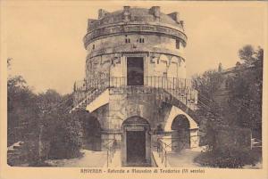 Italy Ravenna Rotonda O Mausoleo Di Teodorico
