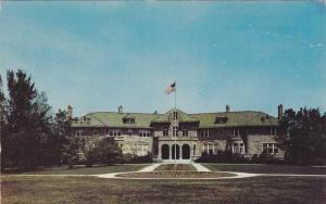 Exterior,  Memphis Museum,  Chickasaw Gardens,  Memphis,  Tennessee,   PU_40-60s