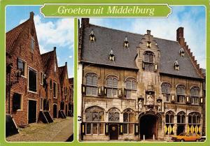 Germany Groeten uit Middelburg Town Hall Rathaus