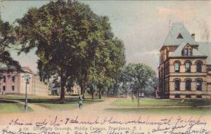 University Grounds, Midle Campus, Providence, Rhode Island, PU-1906