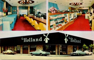Oregon Portland Holland Restaurant and Vancouver Washington