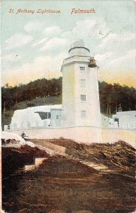 St. Anthony lighthouse Falmouth Lighthouse PU Unknown