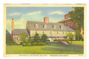 Nassau Tavern Hotel, Princeton, New Jersey, 30-40s