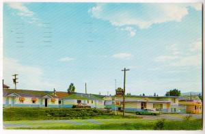 Mount View Motel, Cranbrook BC