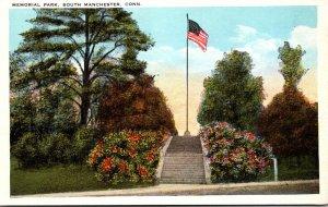 Connecticut South Manchester Memorial Park
