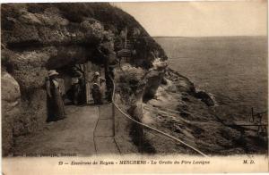 CPA Environs de ROYAN - MESCHERS-La Grotte du Pere Lavigne (242155)