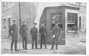 BR64635 staff officer s and staff mess school of musketry hythe uk
