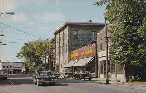 EDMUNDSTON , New Brunswick , Canada , PU-1971 ; Church Street