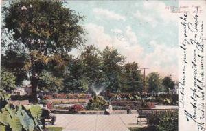 New York Rochester Jones Park 1907