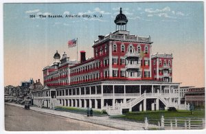 Atlantic City, N.J., The Seaside