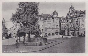 Gotha , Thuringia, Germany , 00-10s ; Hauptmarkt