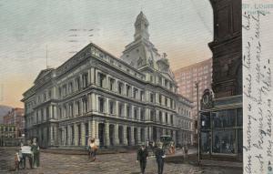 ST. LOUIS , Missouri , PU-1907 ; Post Office