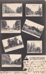 England Streatham Multi View 1906