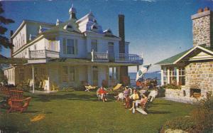 Portage Inn, Gaspe , Quebec , Canada , 1986