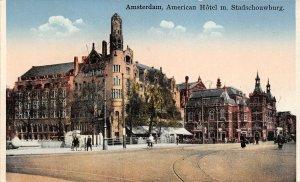 Lot 55 amsterdam  netherlands american hotel m stadtschouwburg