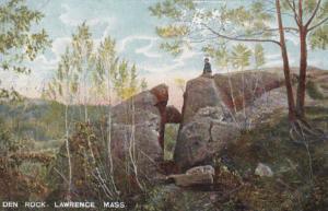 Massachusetts Lawrence Den Rock