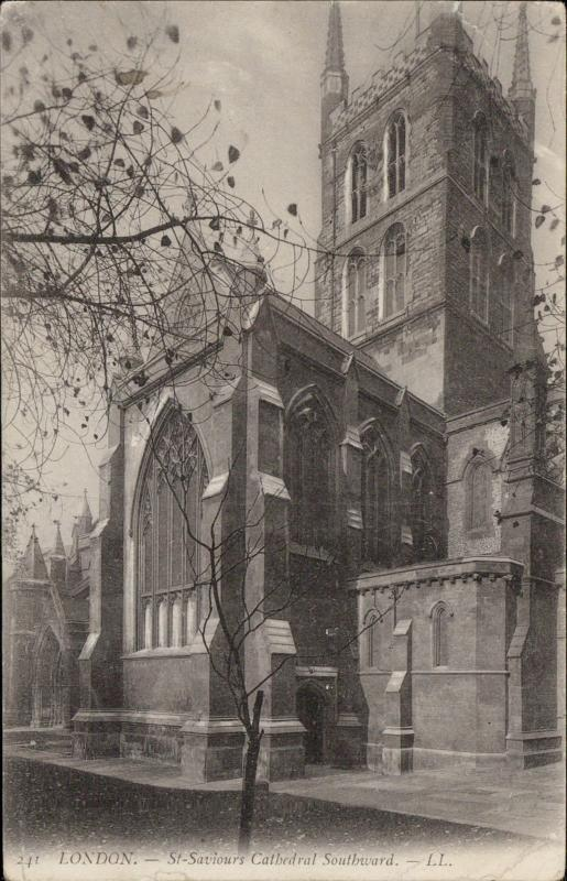 St Saviors Cathedral Southward London
