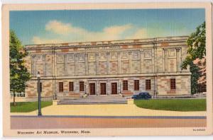 Art Museum, Worcester MA