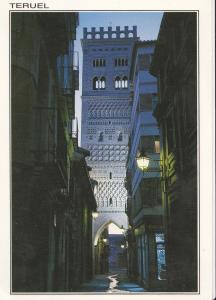 Postal 61848 : Teruel. Torre mudejar del Salvador