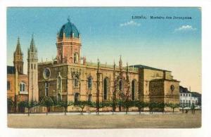 Lisboa , Portugal, 00-10s   Mosteiro dos Jeronymos