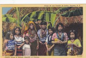 Indians , Panama , 30-40s
