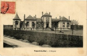 CPA NOGENT-le-ROI-L'Hopital (28708)