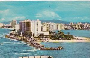 Purto Rico San Juan San Jeronimo Hilton 1966