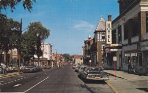 Le Rue Heriot, DRUMMONVILLE , Quebec , Canada , 50-60s