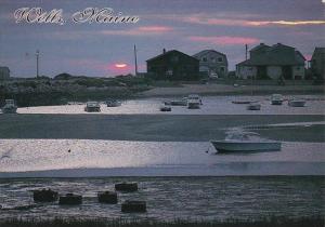 Maine Wells Harbor