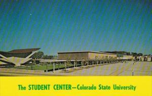 Colorado Fort Collins Student Center University Of Colorado