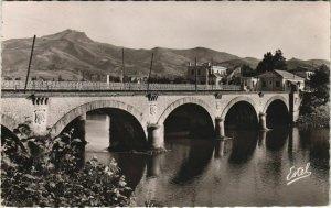 CPA AK Hendaye Le Pont International FRANCE (1109555)
