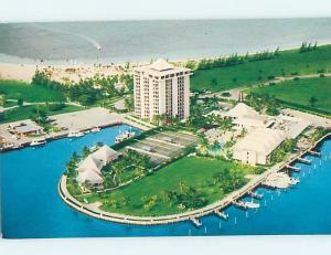 Unused Pre-1980 XANADU BEACH HOTEL Freeport Grand Bahama Island Bahamas F6239@