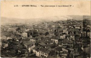 CPA GIVORS vue panoramique a raccordement No 1 (462340)